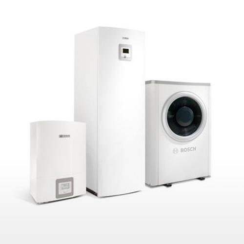 Bosch 6000 AW ilma-vesilämpöpumppu